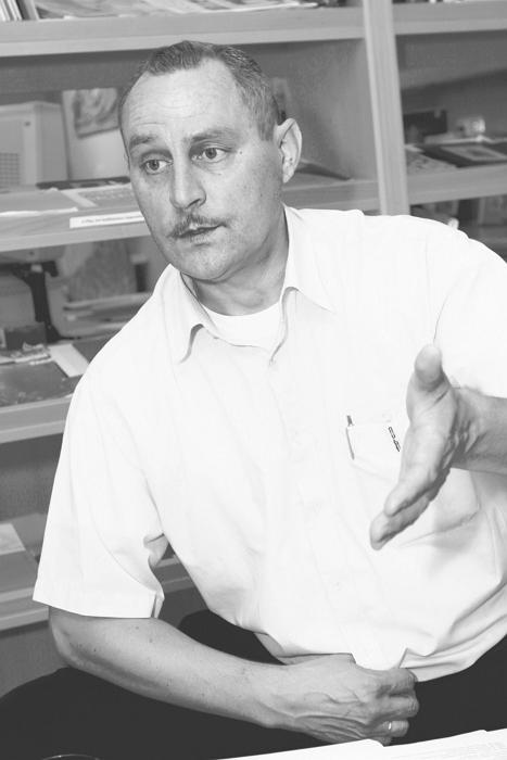 Olescher Tamás interjút ad a Budai Polgárnak