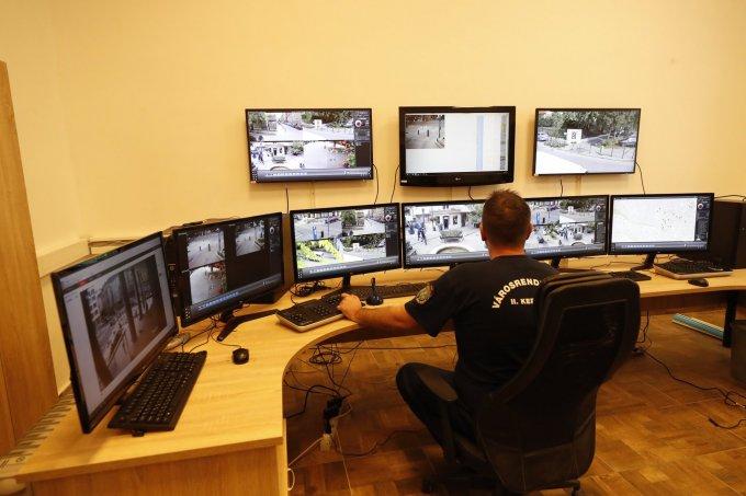 Átfogó közbiztonsági fejlesztés a kerületben