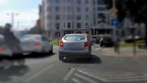 Szabálytalan autós a Bem téren